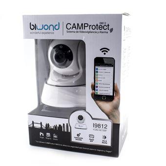 Câmara Biwond WIFI de Videovigilância App Smartphone Movimento Remoto