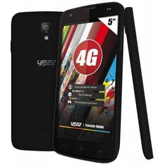Smartphone YEZZ - Preto ANDY C5V