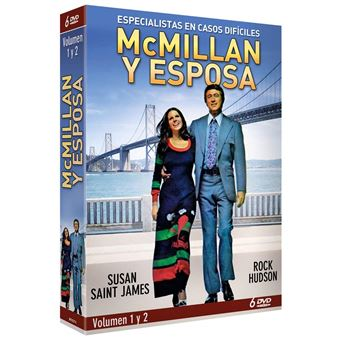 McMillan & Wife - Vol. 1+2 (6DVD)