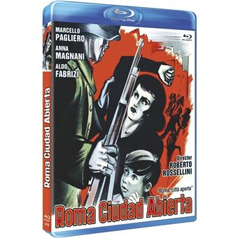 Roma Ciudad Abierta / Roma Città aperta (Blu-ray)