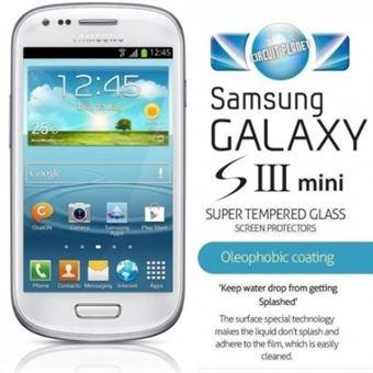 Película Ecrã de Vidro Temperado Lmobile para Samsung Galaxy S3 Mini