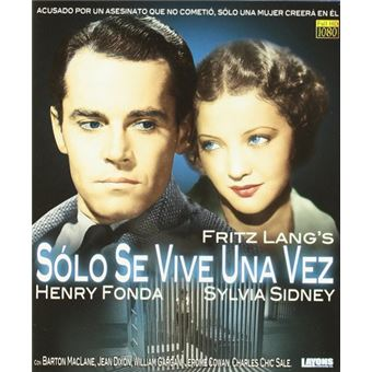 You Only Live Once (1937) / Solo Se Vive Una Vez (Blu-ray)