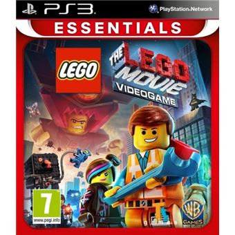 The LEGO Movie Videogame Essentials PS3