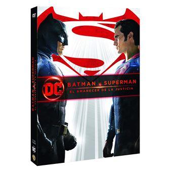Batman v. Superman: Dawn of Justice / Batman V Superman Ed. 2018 (DVD)