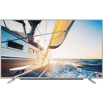 "Smart TV Grundig FHD 32 GFS 6820 32"" Prateado"