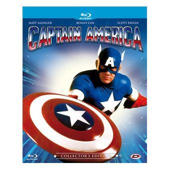 laFeltrinelli Captain America (Collector's Edition) Blu-ray Inglês, Italiano