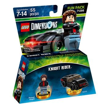 LEGO Dimensions  Fun Pack: Knight Rider 71286