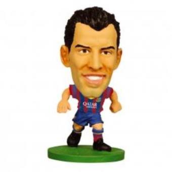 Figura Sergio Busquets Fc Barcelona Soccerstarz