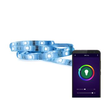Led Strip Inteligente SPC Iris 600 Lm Rgb+White 2700K Wifi
