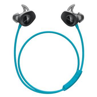 Auriculares Bose SoundSport Preto, Azul