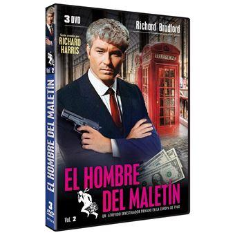 Man in suitcase Temporada 2 / El Hombre del Maletin (3DVD)