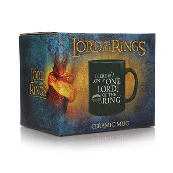 Caneca The Lord of the Rings Only One Ring