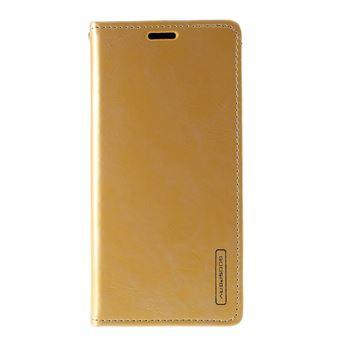 Capa Magunivers PU Lua Azul com Apoio Ouro para Samsung Galaxy Note 10/Note 10 5G
