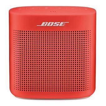 Coluna Portátil Bose SoundLink Color II Vermelho