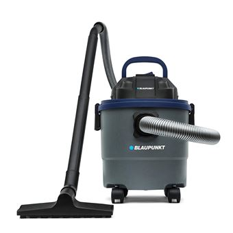 Aspirador de sólidos e líquidos Blaupunkt WD4000 1250W 15L
