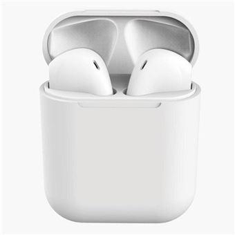 Auriculares Bluetooth Brancos