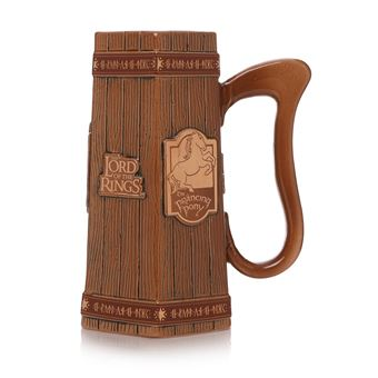 Caneca The Lord of the Rings Prancing Pony Coleccionable