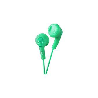 Auriculares JVC Gumy Verde