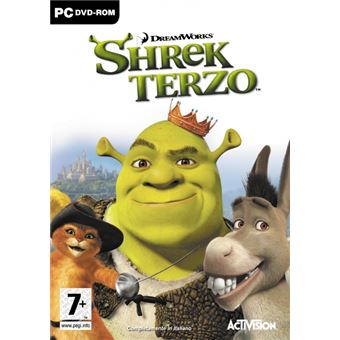 Shrek Terzo PC