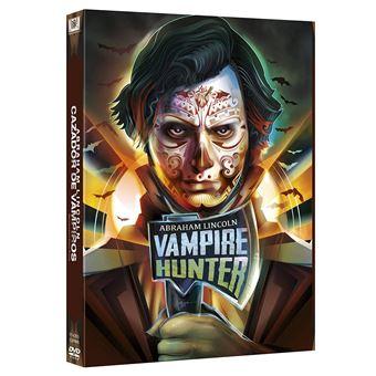 Abraham Lincoln: Vampire Hunter / Abraham Lincoln: Cazador De Vampiros - Halloween (DVD)