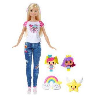Barbie Mattel Mundo Real - Mundo Jogos