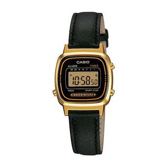 90c0d27e488 Relógio Casio LA670WEGL-1EF de pulso Mulher Electrónico Preto - Dourado -  Prateado - Outros Relógios - Compra na Fnac.pt