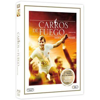Chariots Of Fire Carros De Fuego Blu Ray Blu Ray Compra Filmes E Dvd Na Fnac Pt