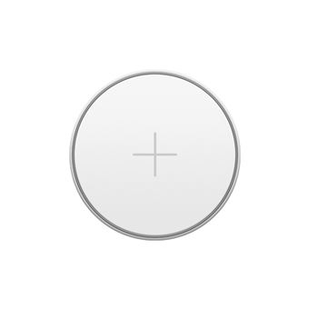 Carregador de dispositivos móveis Juice Disc interior Branco