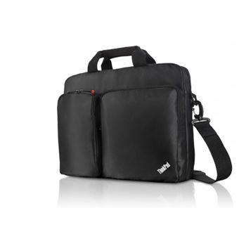"""mala para portáteis Lenovo 4X40H57287 14.1"""" Notebook briefcase Preto"""
