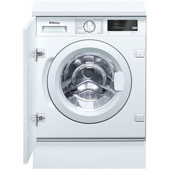 Máquina de Lavar Roupa Encastrável Balay 3TI986B 8Kg A+++ Branco