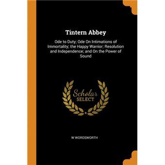 tintern Abbey Paperback -