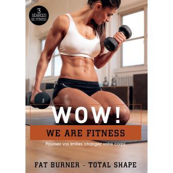 wow ! - fat burner - total shape (DVD)