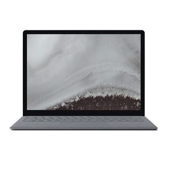 "Microsoft Surface Laptop 2 i7 1,90 GHz 16GB SSD 1TB 668 13.5"" Platina"
