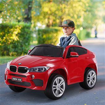 Carro Elétrico para Crianças HOMCOM de a Partir de 3 Anos com Controle Remoto Carga 30kg | 116 × 74 × 60cm