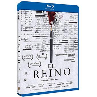 El Reino (Blu-ray)