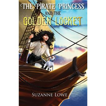 the Pirate Princess And The Golden Locket Paperback -