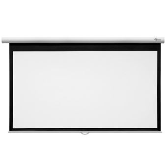 """Ecrãs de projeção Optoma DS-9120MGA ecrã de projeção 3,05 m (120"""") 16:10 Preto e Branco"""