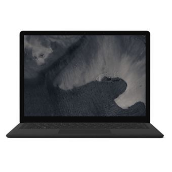 "Portátil Microsoft Surface Laptop Surface Laptop 2 SSD 256GB 13.5"" Preto"