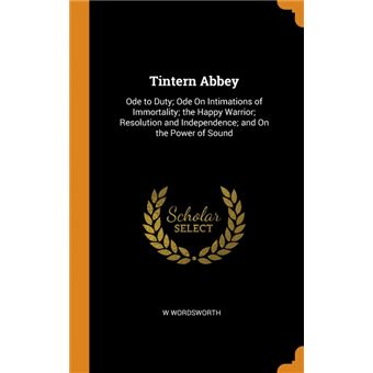 tintern Abbey Hardcover