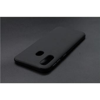 Capa Skyhe para Samsung Galaxy A40 Gel Preto