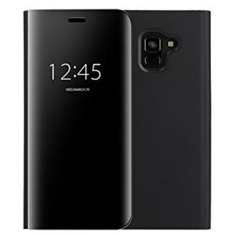 7b02eaf51b Capa Galaxy A8 Plus De 2018 Ise Flip Preto - Bolsa Telemóvel - Compra na  Fnac.pt