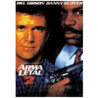 Arma Letal 2 / Lethal Weapon 2 (DVD)