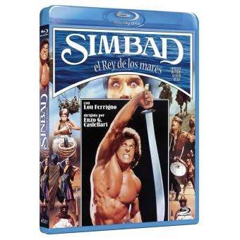 Simbad, El Rey De Los Mares / Sinbad of the Seven Seas (Blu-ray)