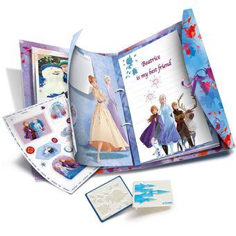 Diário Clementoni 18518 Disney Frozen 2