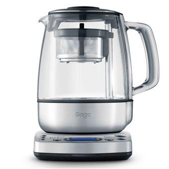 chaleira Sage the Tea Maker  1,5 l Prateado