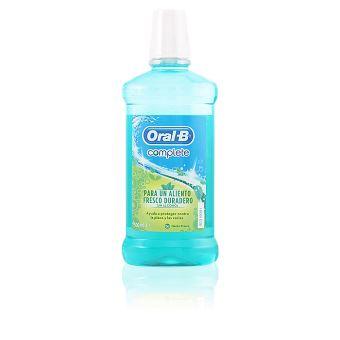 Elixir Oral Oral-B Complete Colutorio 500ml