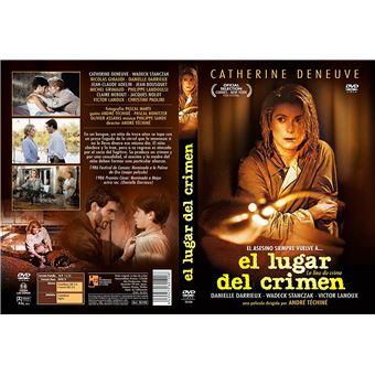 El lugar del Crimen / Le Lieu de Crime (DVD)