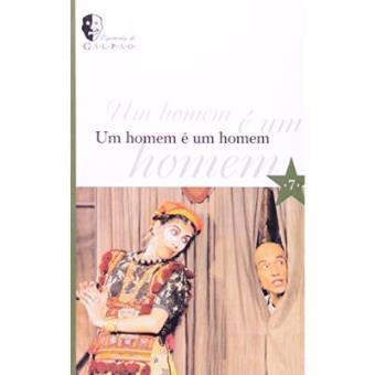 Um homem é um homem: Brecht pela mão de Luís Miguel Cintra