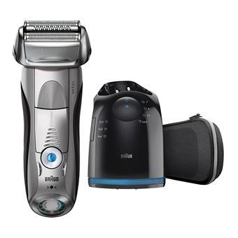 Máquina de Barbear Braun Series 7 7898cc Wet&Dry   Prateado - Máquina de  Barbear - Compra na Fnac.pt
