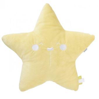 Almofadinha Saro Wild Star Amarelo